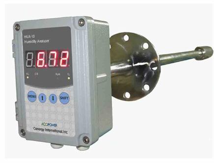 干湿氧湿度仪